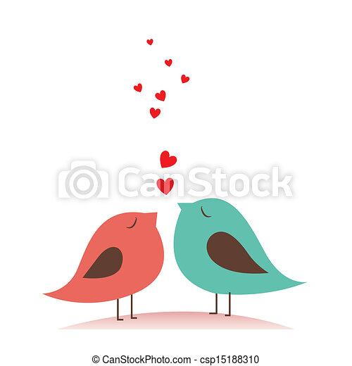 two birds - csp15188310