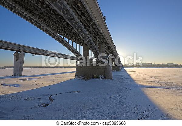 two bridges - csp5393668