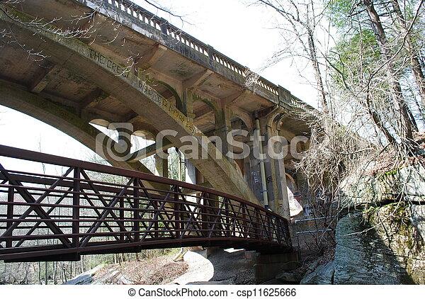 Two bridges - csp11625666