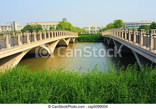 Two bridges - csp5099004