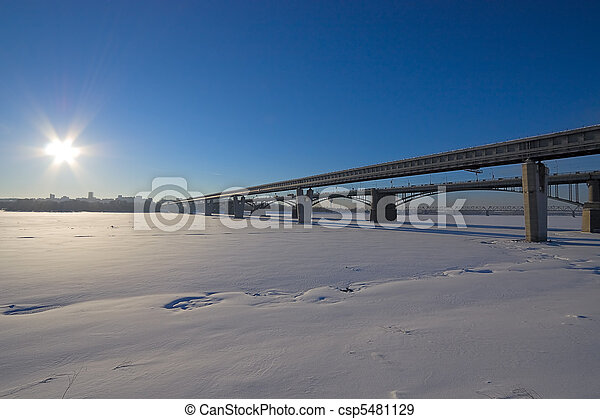 two bridges - csp5481129