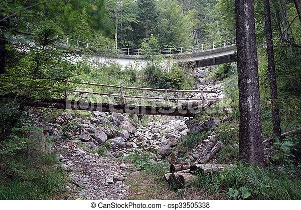 Two bridges - csp33505338