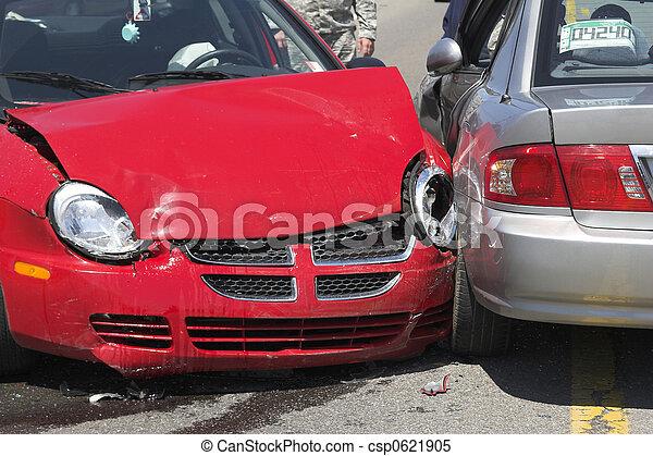 Two car crash 1 - csp0621905