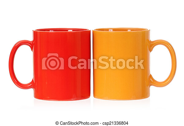 Two cups - csp21336804