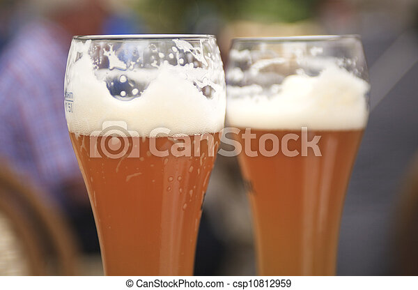 Two delicious beers - csp10812959