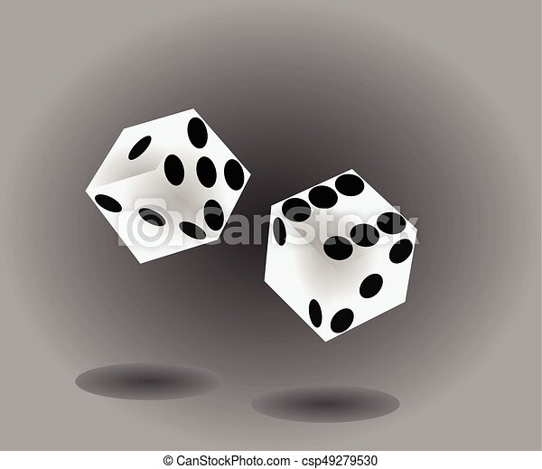 Rolling Dice - Download Free Vector Art, Stock Graphics &amp- Images