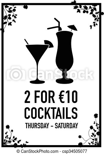 two for ten euro deal - csp34505077
