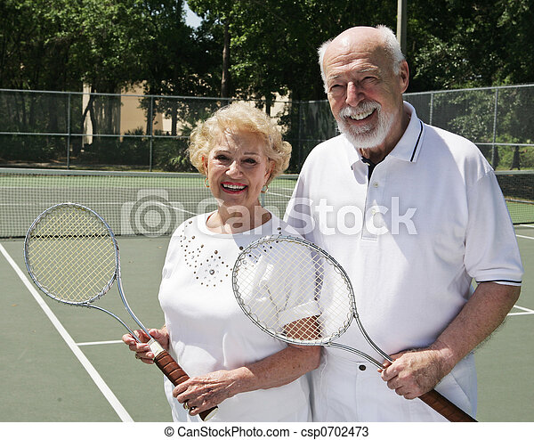 Two For Tennis - csp0702473