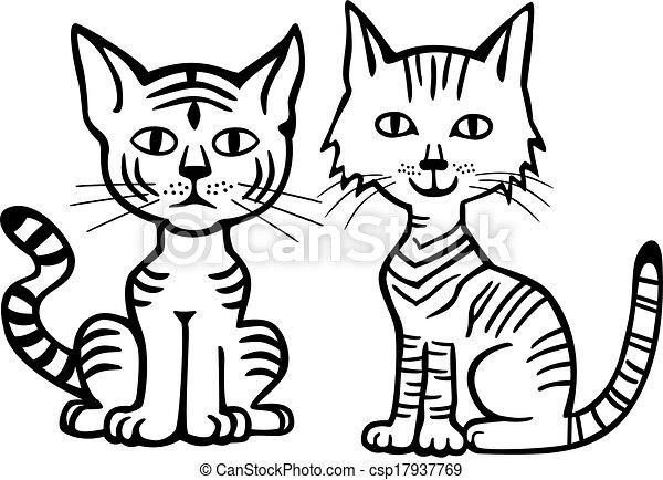Two Kitties 17937769