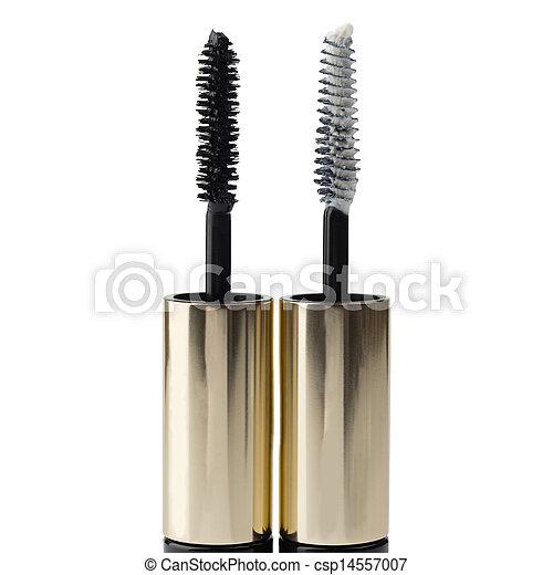 Two mascara brushes - csp14557007