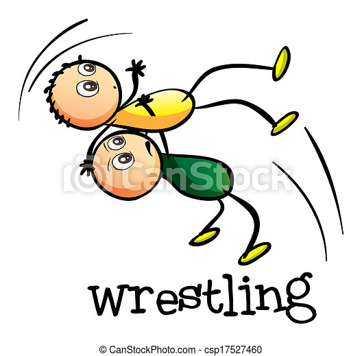 wrestling clipart and stock illustrations 4 231 wrestling vector rh canstockphoto com wrestling clipart eps wrestling clipart pictures free