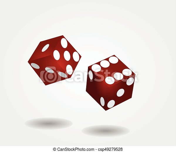 Rolling Dices - Casino 01 (HD) - 3D Animation Of Three Rolling ...