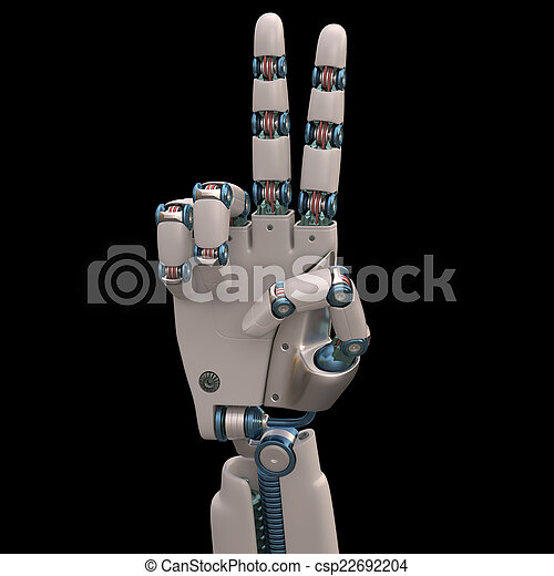 Two Robot - csp22692204