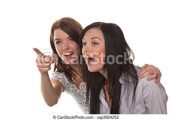 free photo of girls laughing № 12013