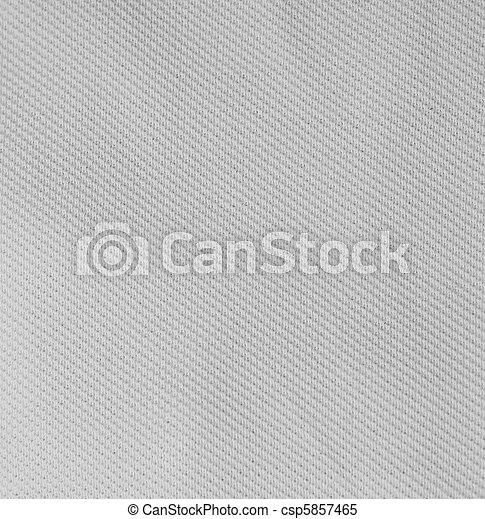 tyg, struktur, grå - csp5857465
