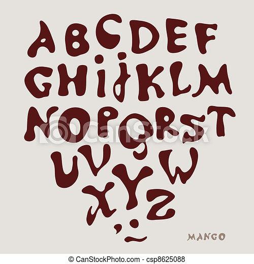 type MANGO - csp8625088