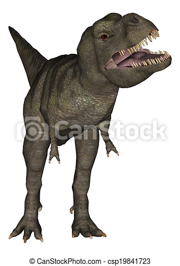 Tyrannosaurus Rex - csp19841723