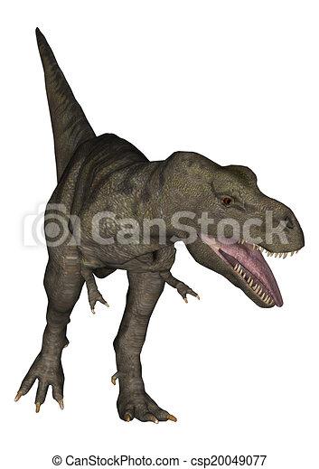 Tyrannosaurus Rex - csp20049077