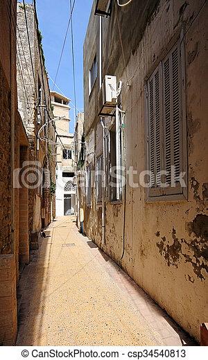Tyre, Lebanon - csp34540813