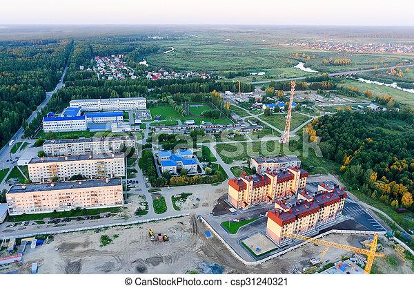 Tyumen oil pipeline professional lyceum. Russia - csp31240321