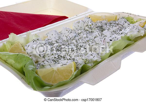 tzatziki salad - csp17001807