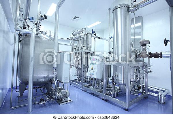 udrustning, industriel - csp2643634