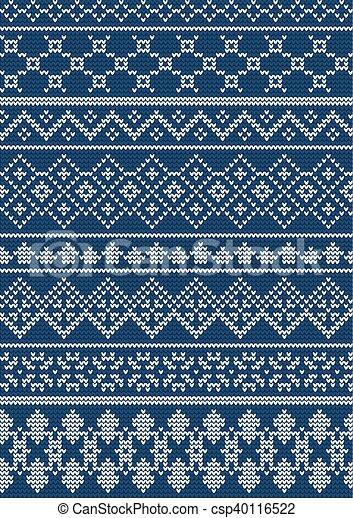 Christmas Sweater Pattern.Ugly Sweater Pattern