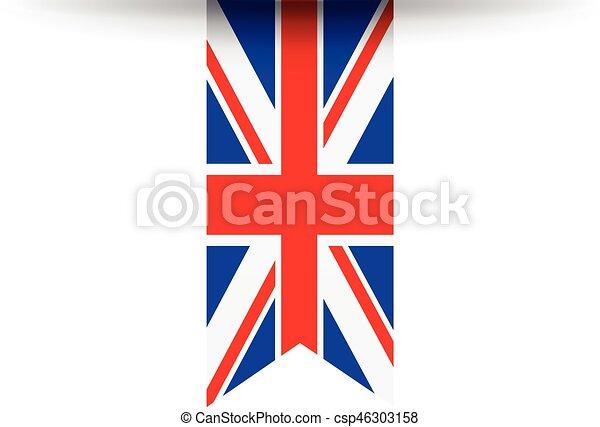 uk flag - csp46303158