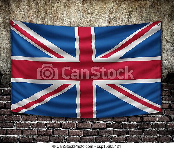 uk flag - csp15605421