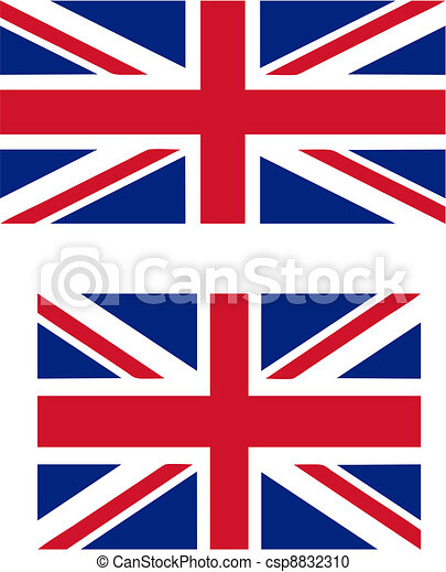 uk flag union jack flag of the uk with official vector clipart rh canstockphoto com union jack vector graphic union jack vector file