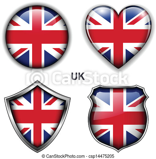 UK icons - csp14475205