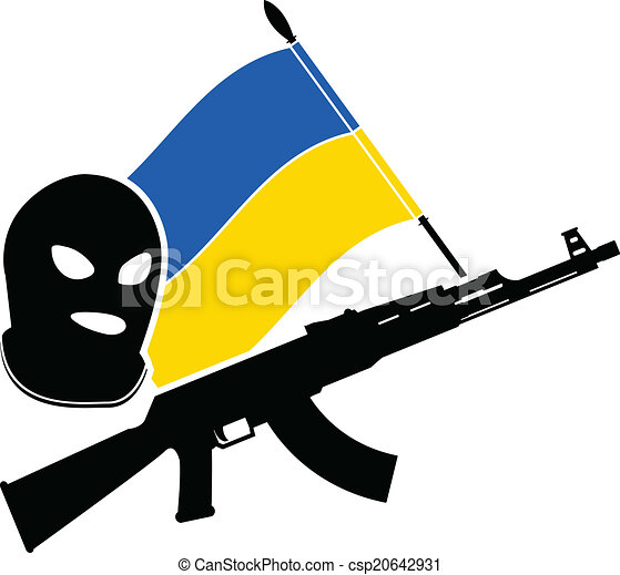 ukrainian civil war kyev vectors search clip art illustration rh canstockphoto co uk civil war clipart free civil war clipart gallery