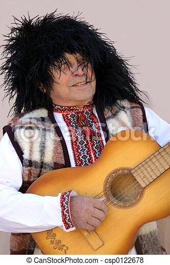 Viejo ukranian - csp0122678