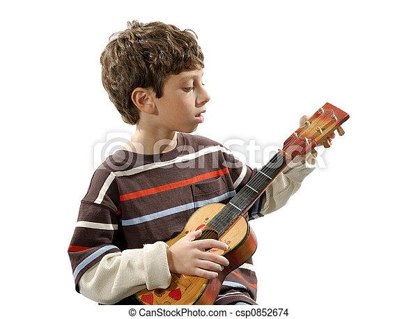 ukulele - csp0852674
