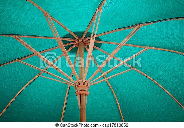 umbrella Arts and crafts - csp17810852