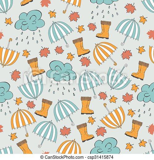graphic regarding Umbrella Pattern Printable called Umbrella routine