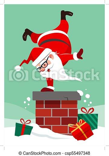 Immagini Natale Umoristiche.Umoristico Casa Snow Disegno Divertente Inverno Presenta