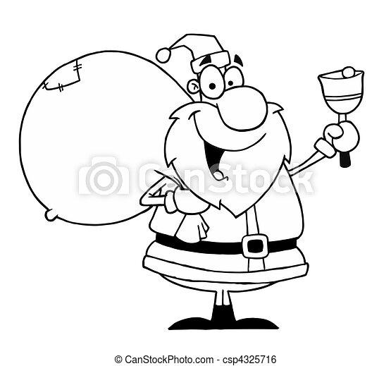 Nett Santa Klausel Färbung Seite Fotos - Beispiel Anschreiben für ...