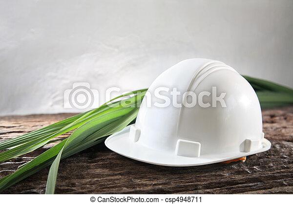 umwelt, industriebereiche, feundliches  - csp4948711