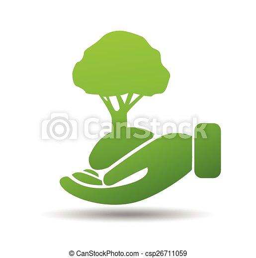 Umweltschutz - csp26711059