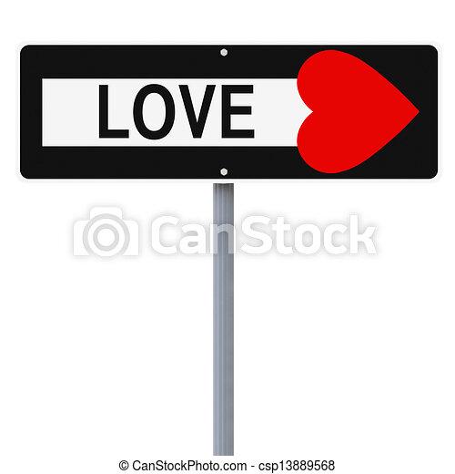 Una forma de amar - csp13889568