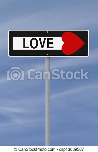 Una forma de amar - csp13889587