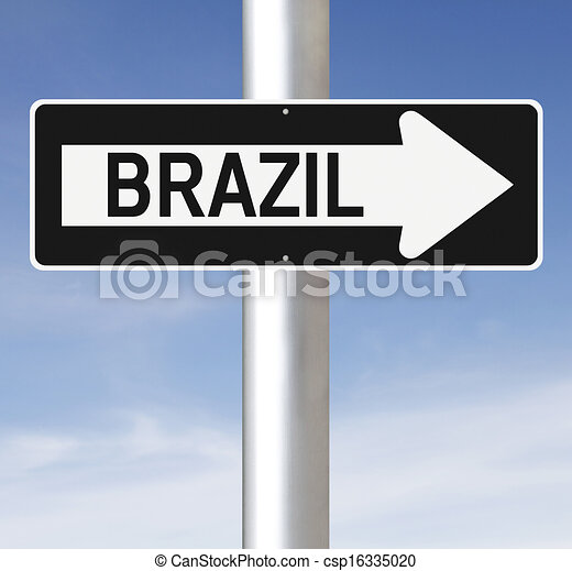 Una manera de Brasil - csp16335020