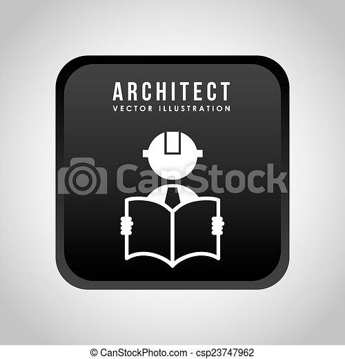 under construction - csp23747962