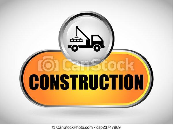 under construction - csp23747969