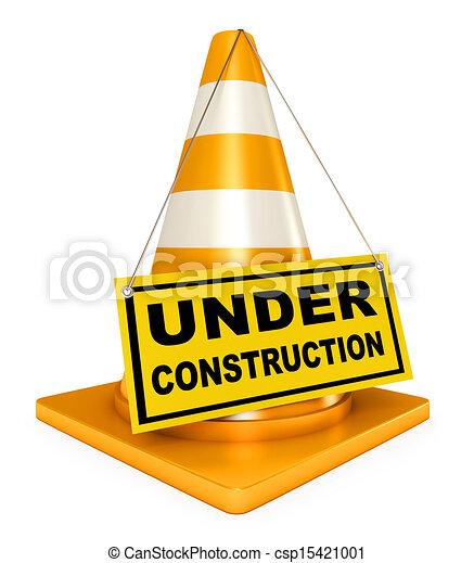 Under construction - csp15421001
