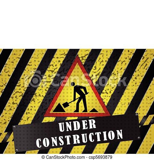 Under construction - csp5693879