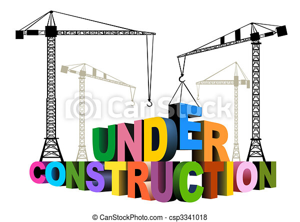 Under construction - csp3341018