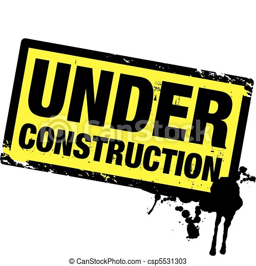 under construction yellow and black stamp vectors search clip art rh canstockphoto com under construction clip art animated under construction clip art animated