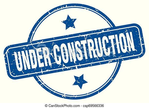 under construction - csp69566336
